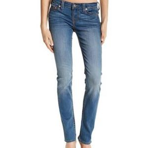 True Religion Billy Big T Straight Leg Jeans